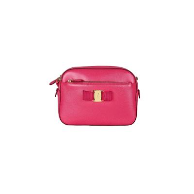 mini shoulder bag fuchsia